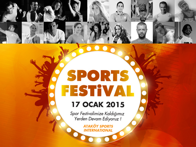 Sports <br/> Festival