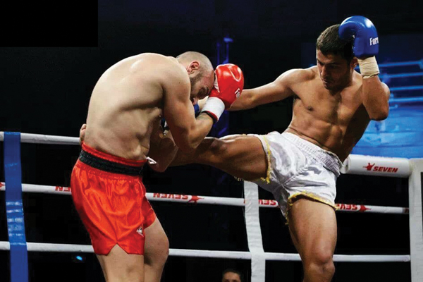 Kick Box Muay Thai